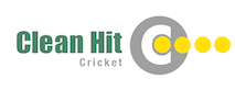 Clean Hit Cricket Logo
