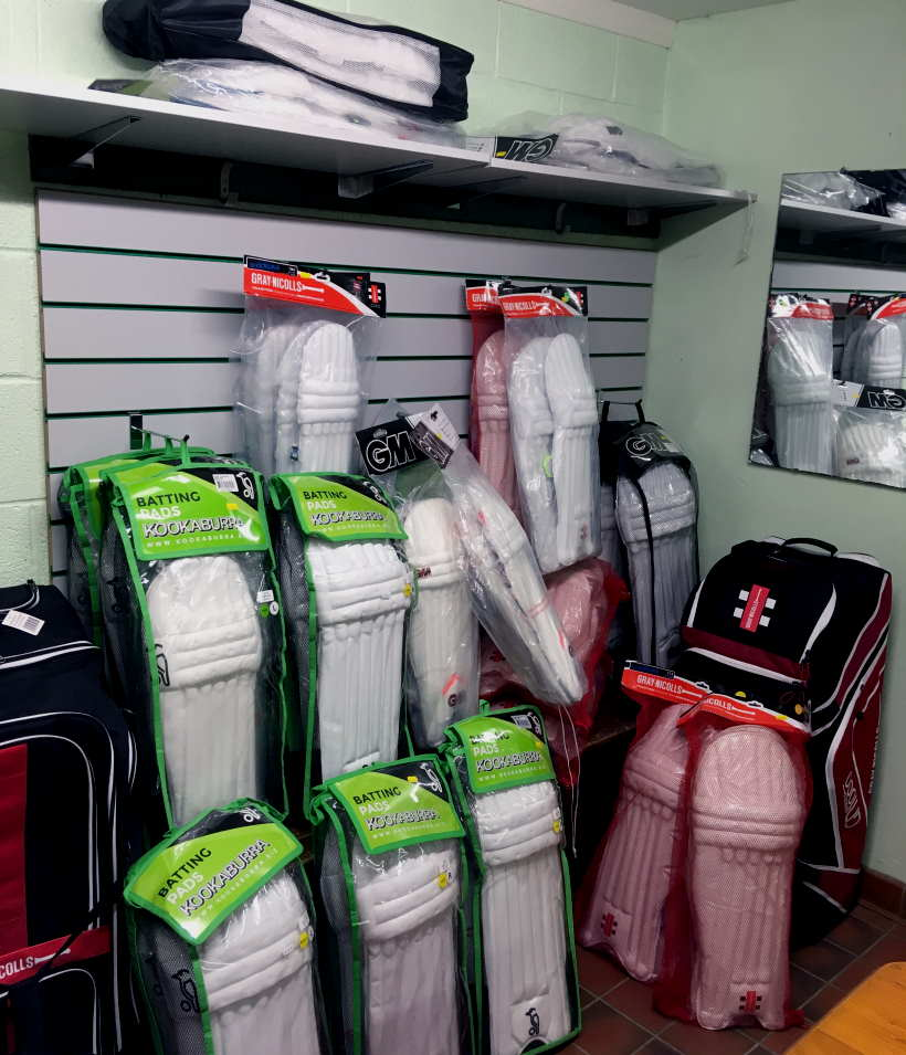 Gallery Clean Hit Cricket Shop Burton on Trent and Derby Inside Latest Cricket Pads View