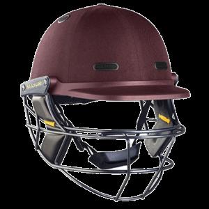 Masuri VS Vision Series Elite Titanium Cricket Helmet - Maroon
